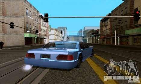 ENB Series v1.4 Realistic for sa-mp для GTA San Andreas седьмой скриншот