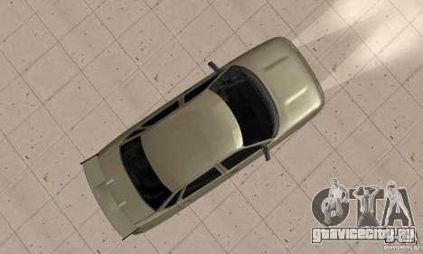 ВАЗ 21103 v.1.1 для GTA San Andreas вид справа