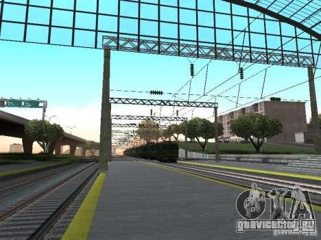 Контактная сеть для GTA San Andreas седьмой скриншот