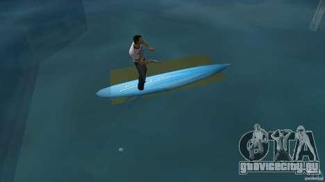Surfboard 3 для GTA Vice City вид сзади слева
