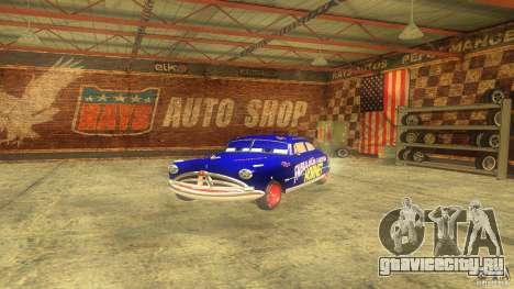Hornet 51 для GTA San Andreas вид слева