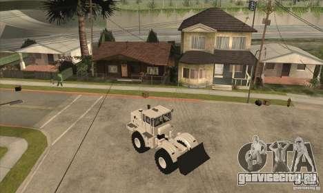 Кировец К701 для GTA San Andreas вид сзади слева