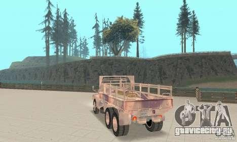M352A 1986 для GTA San Andreas вид слева