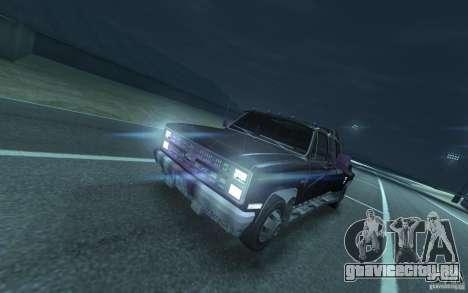 Chevrolet Silverado для GTA 4 вид слева