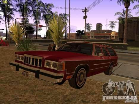 Mercury Grand Marquis Colony Park для GTA San Andreas