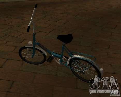 Romet Wigry 3 для GTA San Andreas вид сзади слева