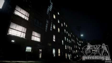FrostENGINE ENB Mid End PCs для GTA 4 шестой скриншот