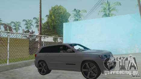 Jeep Grand Cherokee SRT8 2013 для GTA San Andreas