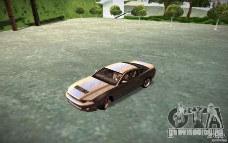 ENB Black Edition для GTA San Andreas девятый скриншот