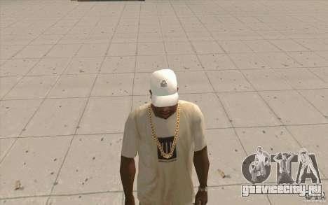 Кепка kappa для GTA San Andreas второй скриншот