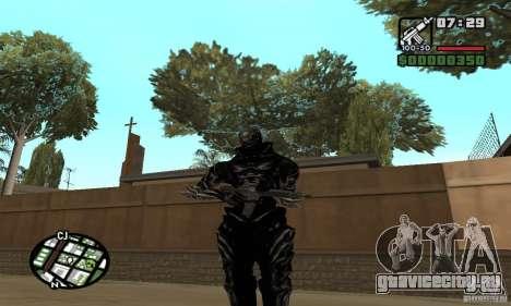 Alex Mercer v2 для GTA San Andreas четвёртый скриншот