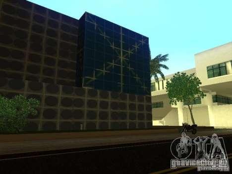 Новое здание в LS для GTA San Andreas четвёртый скриншот