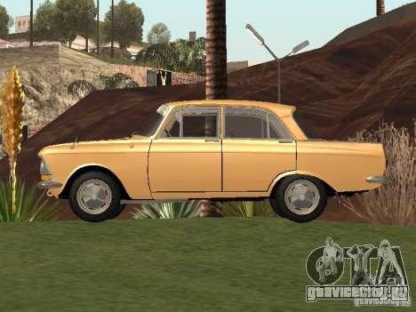 Иж 412 для GTA San Andreas вид слева