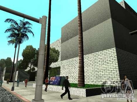 Госпиталь всех Святых для GTA San Andreas шестой скриншот