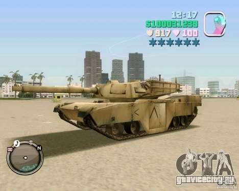 M 1 A2 Abrams для GTA Vice City