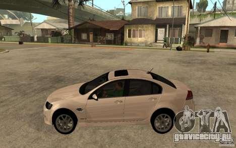 Chevrolet Lumina 2010 для GTA San Andreas вид слева