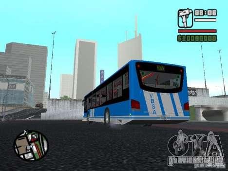 Design-X4-Dreamer для GTA San Andreas вид сзади слева