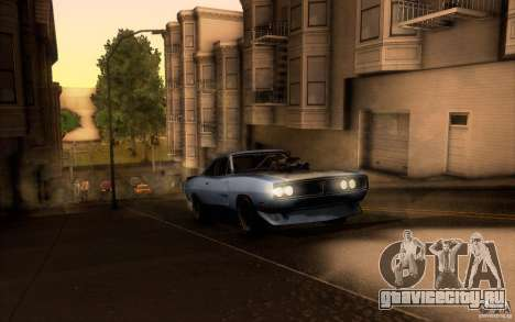 Dodge Charger RT для GTA San Andreas