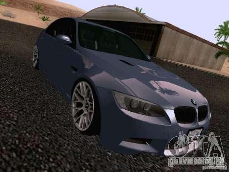 BMW M3 E90 Sedan 2009 для GTA San Andreas