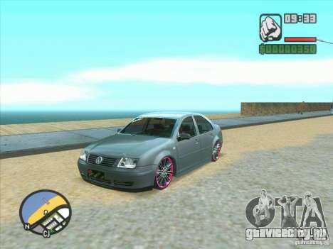 VW Bora Tuned для GTA San Andreas