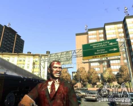 Blood Tweak 1.0 для GTA 4 седьмой скриншот