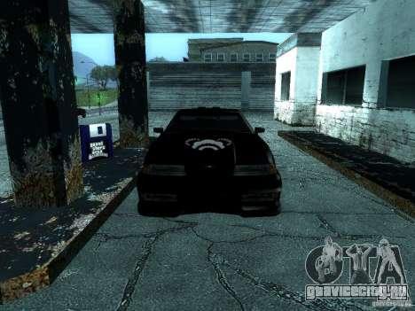 Винил Биг-Лу из Most Wanted для GTA San Andreas вид сзади