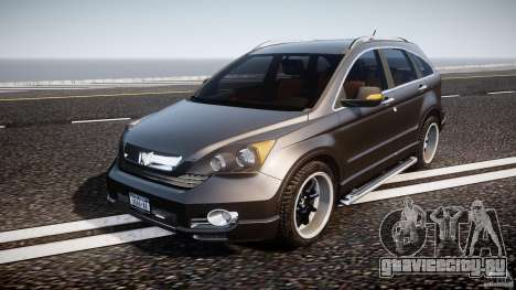 Honda C-RV 2007 SeX_BomB для GTA 4
