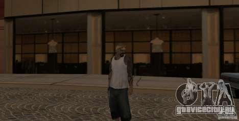 Skin Pack Vagos для GTA San Andreas третий скриншот