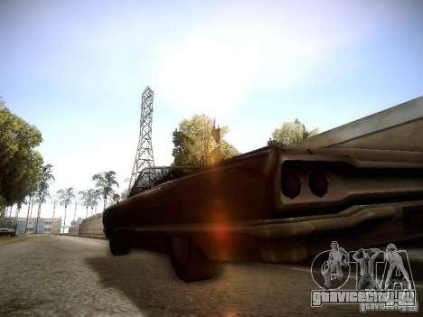 SA DirectX 1.1 Beta для GTA San Andreas второй скриншот