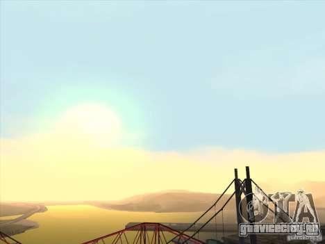 Реалистичный Timecyc для GTA San Andreas второй скриншот