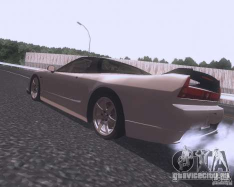 Honda NSX Japan Drift для GTA San Andreas вид слева