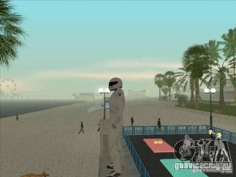 Stig для GTA San Andreas третий скриншот