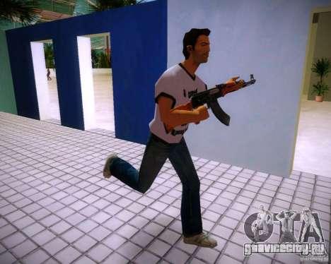 АК-47 для GTA Vice City