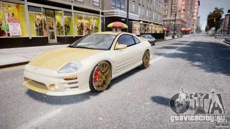Mitsubishi Eclipse GTS Coupe для GTA 4