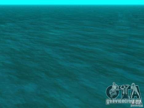 Новая Вода для GTA San Andreas шестой скриншот