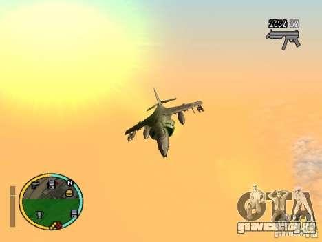 GTA IV HUD v2 by shama123 для GTA San Andreas