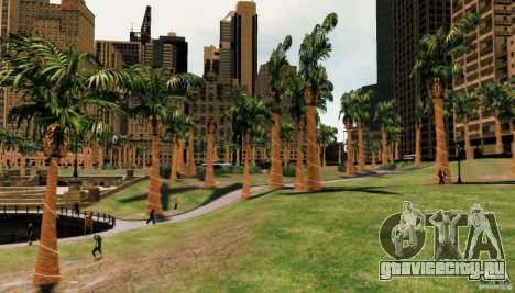 Пальмы для GTA IV для GTA 4 четвёртый скриншот