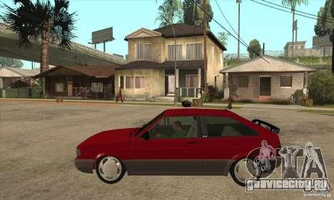 Volkswagen Gol GTS 1994 для GTA San Andreas вид слева