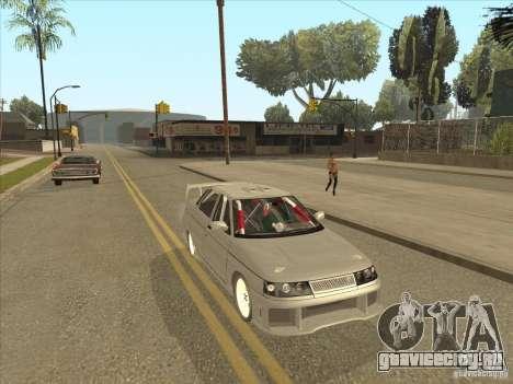 ВАЗ 21103 Уличный Тюнинг v1.0 для GTA San Andreas вид сбоку