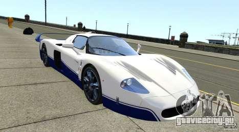 Maserati MC12 для GTA 4
