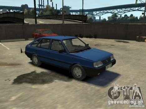 FSO Polonez Каро для GTA 4 двигатель