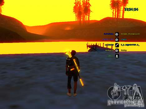 Skin pack для samp-rp для GTA San Andreas четвёртый скриншот