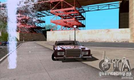 ENB Series v1.4 Realistic for sa-mp для GTA San Andreas пятый скриншот