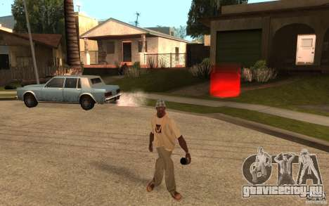 Life для GTA San Andreas пятый скриншот
