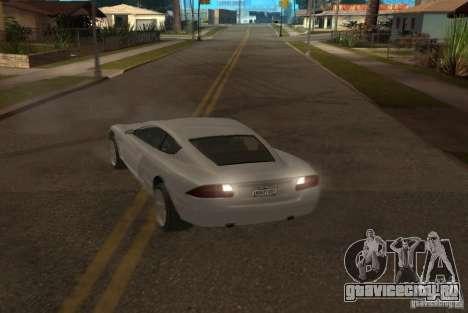 F620 из GTA TBoGT для GTA San Andreas вид сбоку