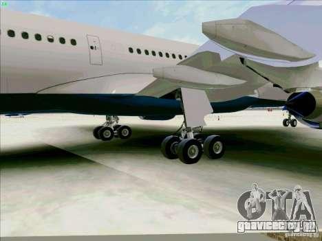 Airbus A330-200 для GTA San Andreas вид сбоку