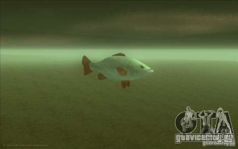 ЯЗЬ вместо дельфина для GTA San Andreas