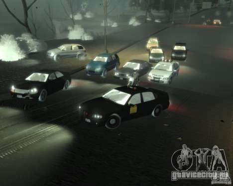 Winter Handling для GTA 4