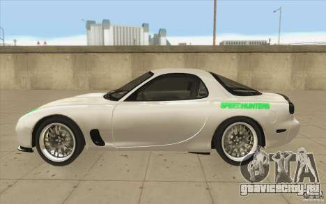 Mazda FD3S - Ebisu Style для GTA San Andreas вид слева