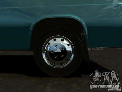 Daewoo Lublin 3 2000 для GTA 4 вид сзади слева